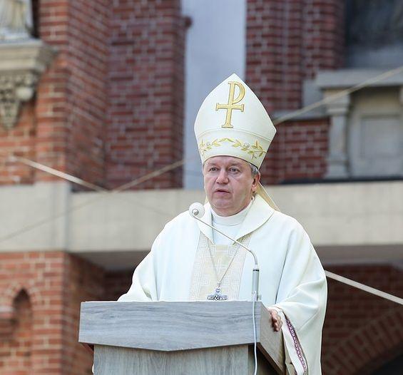 arcybiskup Józef Kupny