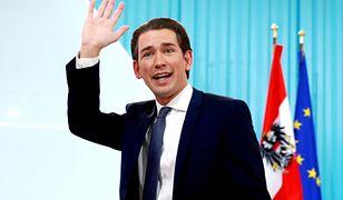 Sebastian Kurz, 31-letni przyszły kanclerz Austrii.