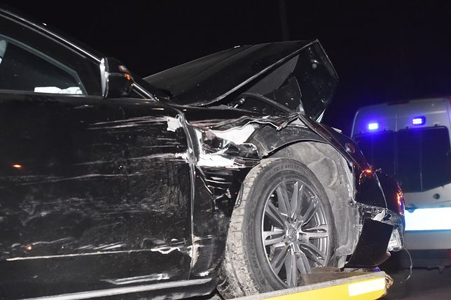 Wypadek premier: prokuratorzy odczytali zapis skrzynki w samochodzie