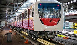 Warszawa. Wyremontowane pociągi niedługo wyjadą na tory