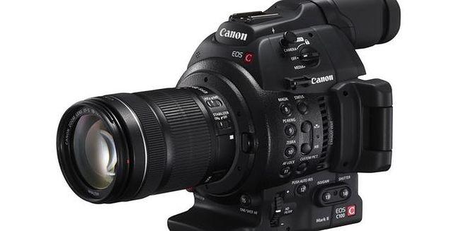 Canon prezentuje EOS C100 Mark II
