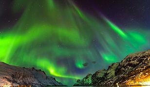 Tromso jest jednym z najlepszych miejsc na świecie do oglądania zorzy polarnej