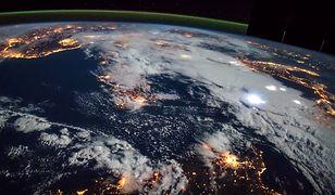 Astronauta Paolo Nespoli pokazał burzę z perspektywy kosmosu