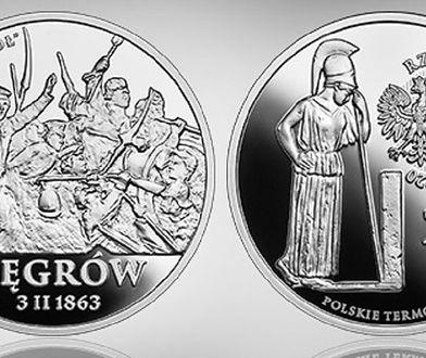 Polskie Termopile - Węgrów. NBP wyda nową monetę