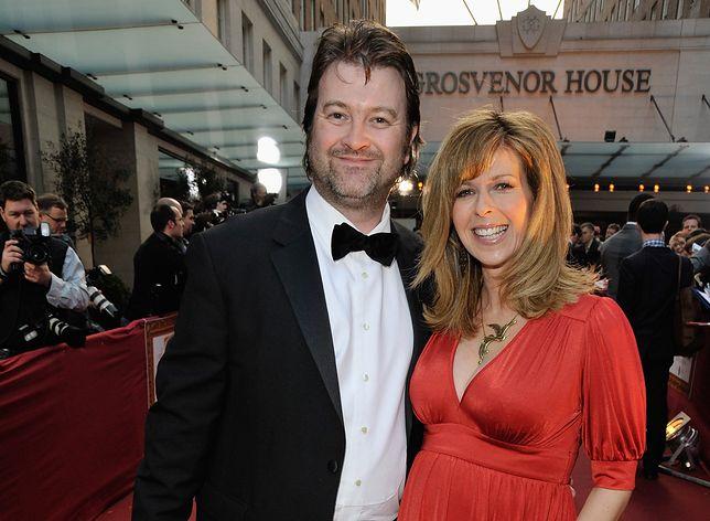 Kate Garraway z mężem Derekiem Draperem