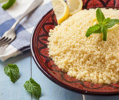Kasza kuskus to idealny składnik dań obiadowych i deserowych.