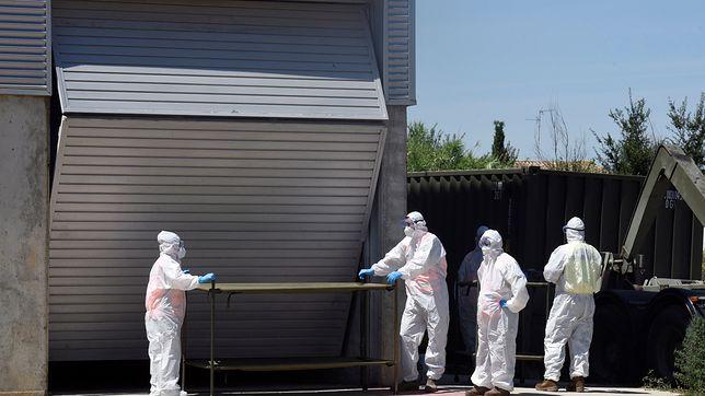 Koronawirus w Hiszpanii. W czwartek prawie 600 nowych przypadków zakażenia