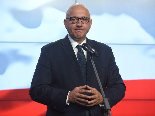 Wyniki wyborów parlamentarnych 2019. Joachim Brudziński jest zadowolony