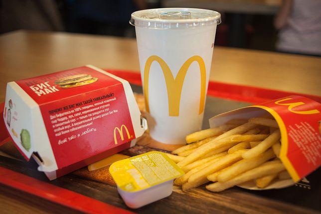 McDonald's cieszy się ogromną popularnością na całym świecie.