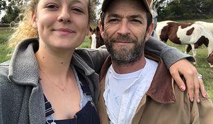 Luke Perry pozostawił dwoje dzieci: 18-letnią Sophie i 21-letniego Jacka