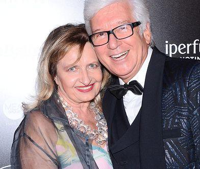Ryszard Rembiszewski i Elżbieta Martinez