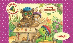 Franklin. Franklin poznaje świat