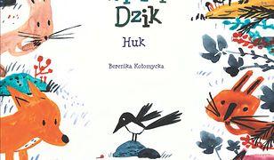 Malutki Lisek i Wielki Dzik – Huk, tom 5