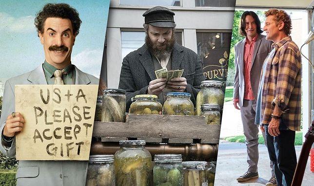 Borat, żarty o Polakach czy kontynuacja hitu sprzed 30 lat? Najlepsze komedie 2020 roku