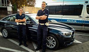 Białystok. Dzięki eskorcie policji 5-latek na czas dotarł do szpitala
