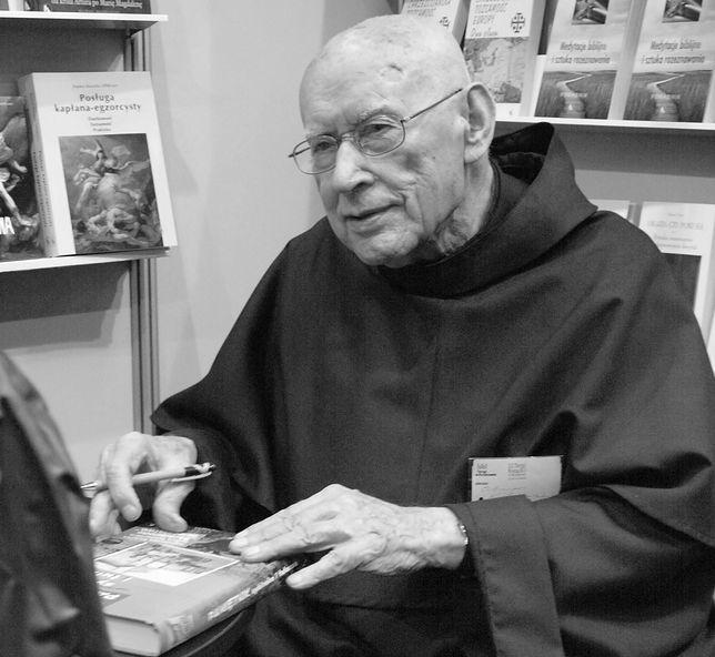 Ojciec Łucjan Królikowski zmarł w USA.