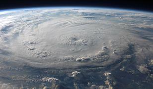 Naukowcy polują na huragany przy użyciu dronów
