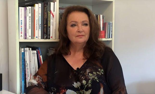 """Anna Dymna wyraziła ubolewanie ws. sytuacji w """"Wiośnie"""""""