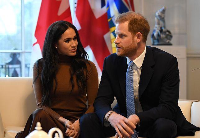 Meghan i Harry chcą ujawnić szokujące informacje