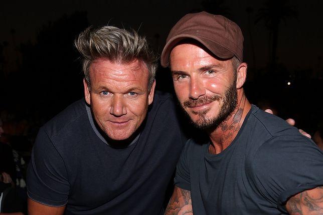 Ramsayowie z Beckhamami przyjaźnią się od lat