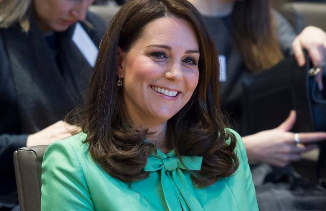 Przedostatnie wyjście księżnej Kate