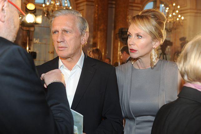 Jan Englert i Beata Ścibakówna przechodzą małżeński kryzys?