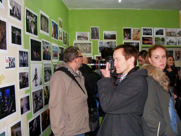 W Poznaniu w dawnym domu schadzek powstała galeria fotografii