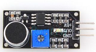 Detektor dzwięku