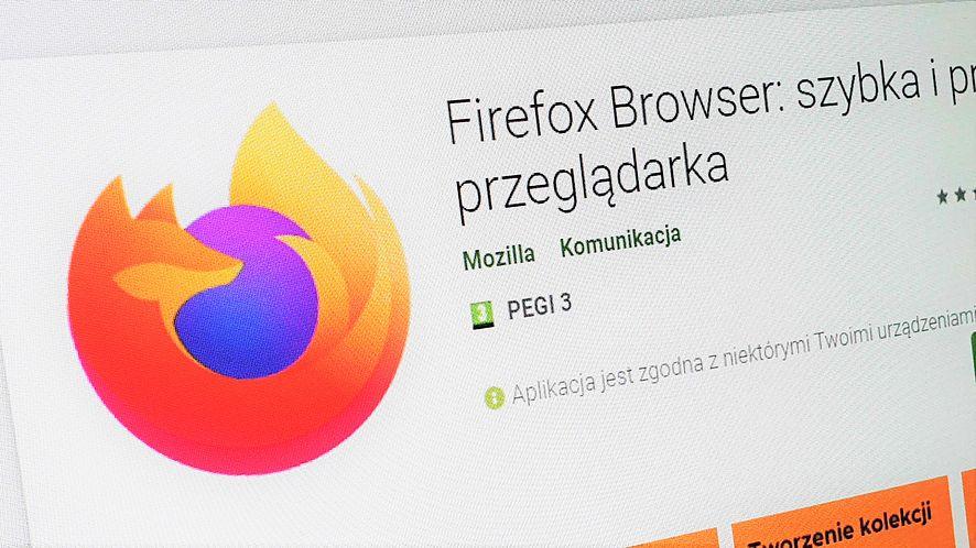 Firefox Daylight to nowa wersja Firefoksa na Androida, fot. Oskar Ziomek