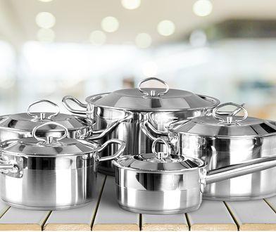 Garnki na kuchenkę indukcyjną powinny być wykonane ze specjalnych ferromagnetycznych materiałów.