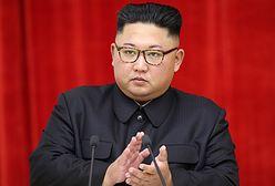 """Kim Dzong Un planuje utworzenie """"niezwyciężonej armii"""" i oskarża USA"""