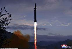 Korea Północna testuje nową broń. Pociski szybsze od dźwięku