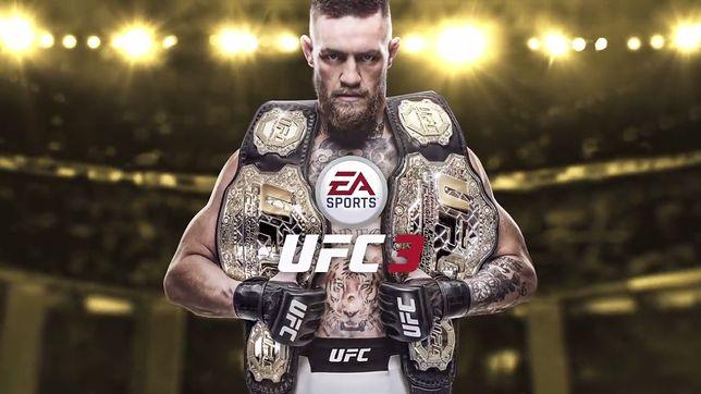 Gra sportowa EA Sports UFC 3 odzwierciedla walki zawodników MMA