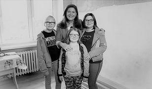 Pani Justyna chorowała na nowotwór złośliwy