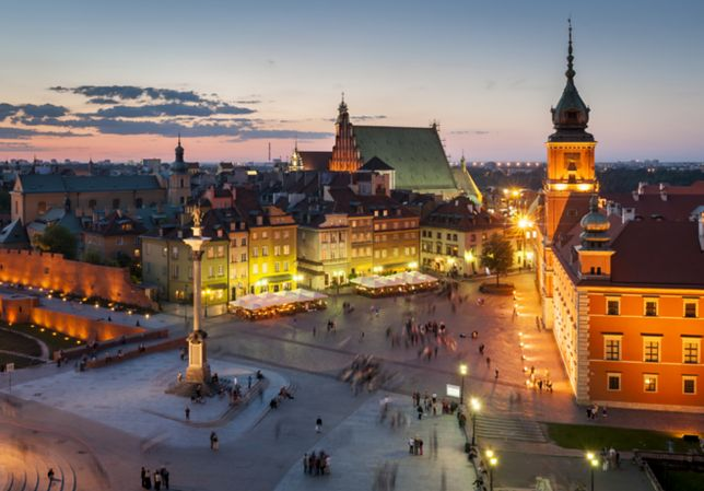 Obcokrajowcy dobrze myślą o Warszawie