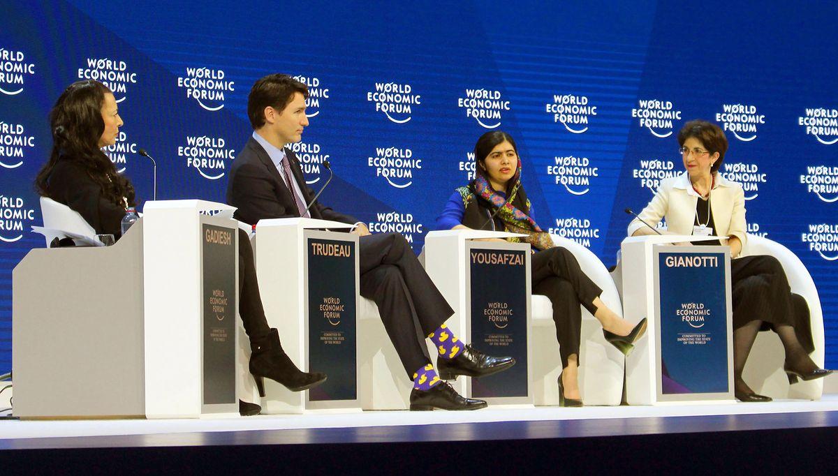 Davos inne niż dotychczas. Mówi o molestowaniu i akcji #metoo