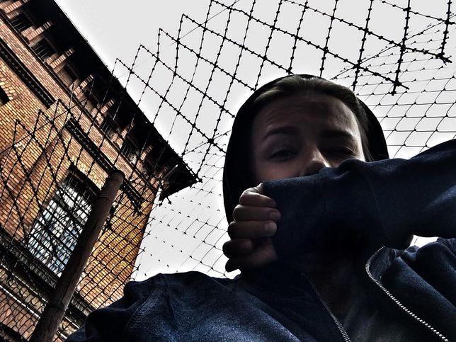 Aneta Zając w więzieniu