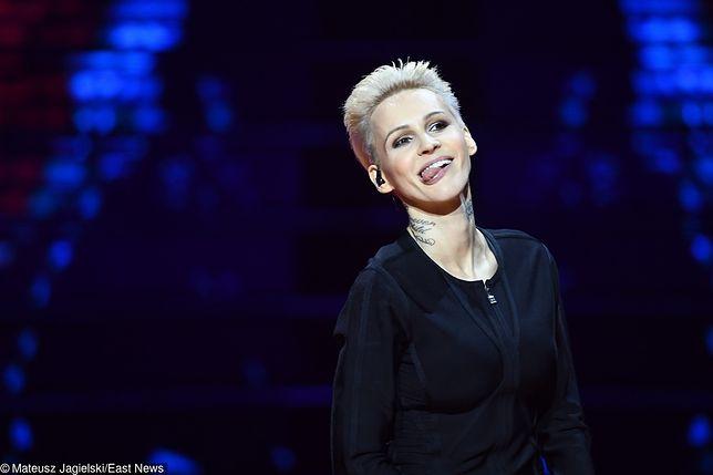 Agnieszka Chylińska powiedziała, że jej mąż nie jest Romem