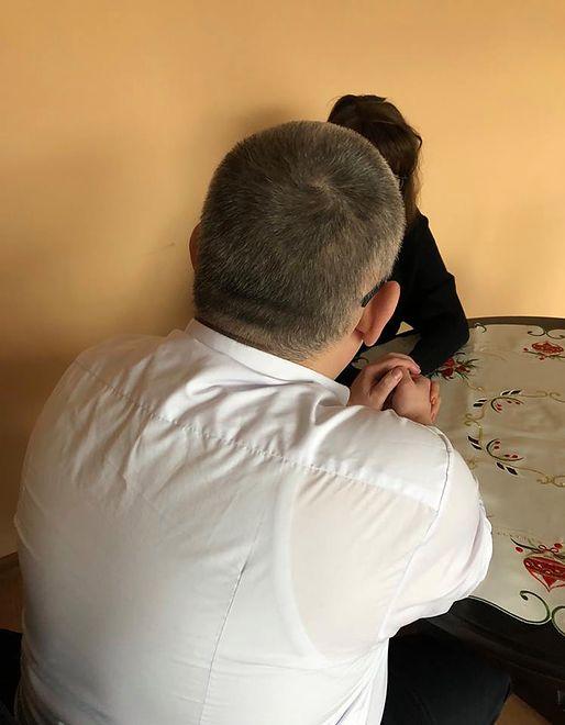 """Wiceprezydent Gdańska u matki mordercy. """"Aby zapobiec linczowi"""""""