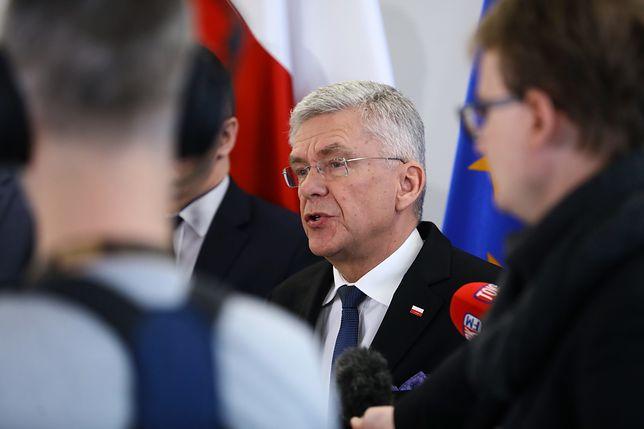 """Stanisław Karczewski wrzucił zdjęcie ze szpitala. """"Po tym wszystkim kwarantanna"""""""