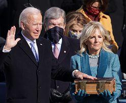 Joe Biden 46. prezydentem Stanów Zjednoczonych