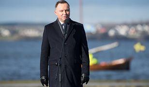 Gwizdy na Andrzeja Dudę w Pucku. Do Prokuratury Okręgowej w Gdańsku trafiły zawiadomienia