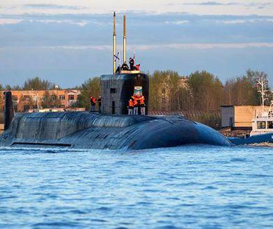 Rosja systematycznie wzmaga swoje działania podwodne - alarmuje NATO