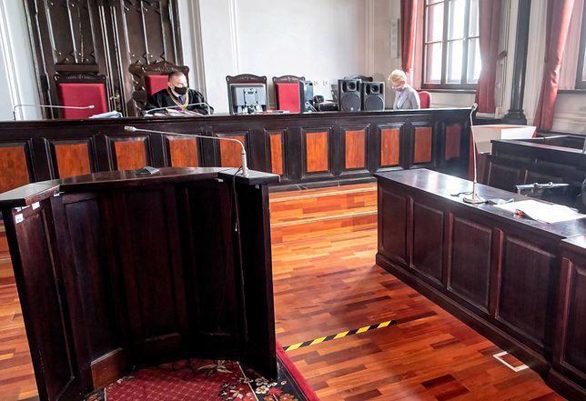 Gdańsk. Sąd zdecydował ws. wnuka byłego prezydenta Polski (zdjęcie ilustracyjne)