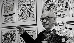 Zmarł Janusz Stanny - grafik, ilustrator książek i plakacista