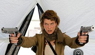 Milla Jovovich znowu jako Alice