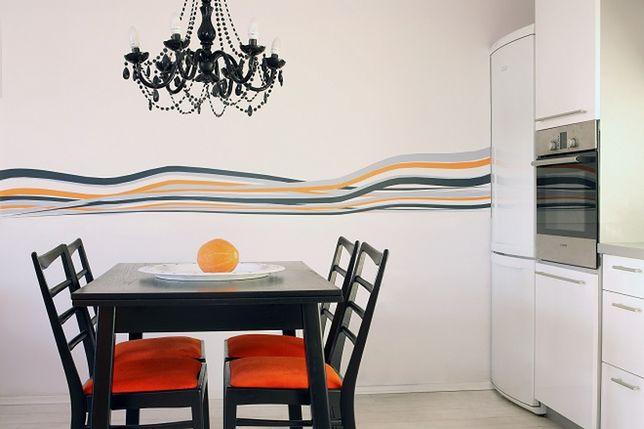 Motyw przewodni w aranżacji wnętrza. Kolor i grafika nadają smak