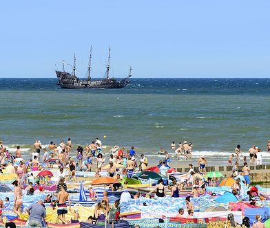 Gdy toksyczne substancje dostaną się do wody, w Bałtyku nie będzie można się kąpać przez długie lata