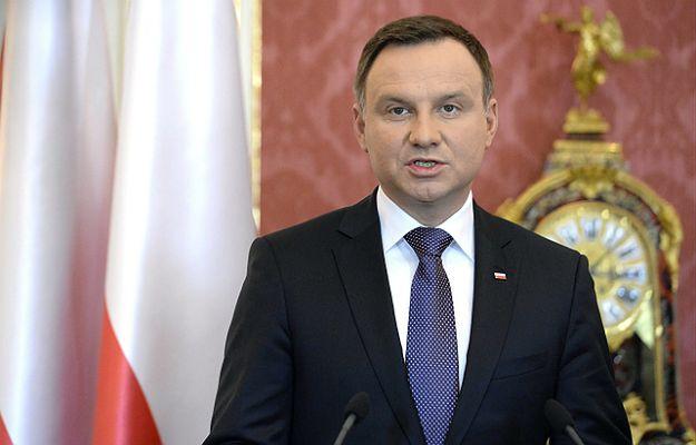 Prezydent Andrzej Duda w Budapeszcie: kryzys imigracyjny to najpoważniejszy problem UE. Zależy nam aby strefa Schengen nie została zatracona