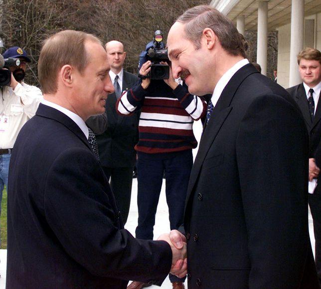 Białoruś. Władimir Putin pogratulował zwycięstwa prezydentowi Białorusi